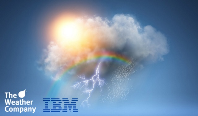 IBM Insights for Weather in collaboration with The Weather Company.